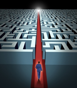 The obstacle between you and creating a team of engaged, motivated workers can feel like a maze. Maybe it's time to clear a path.