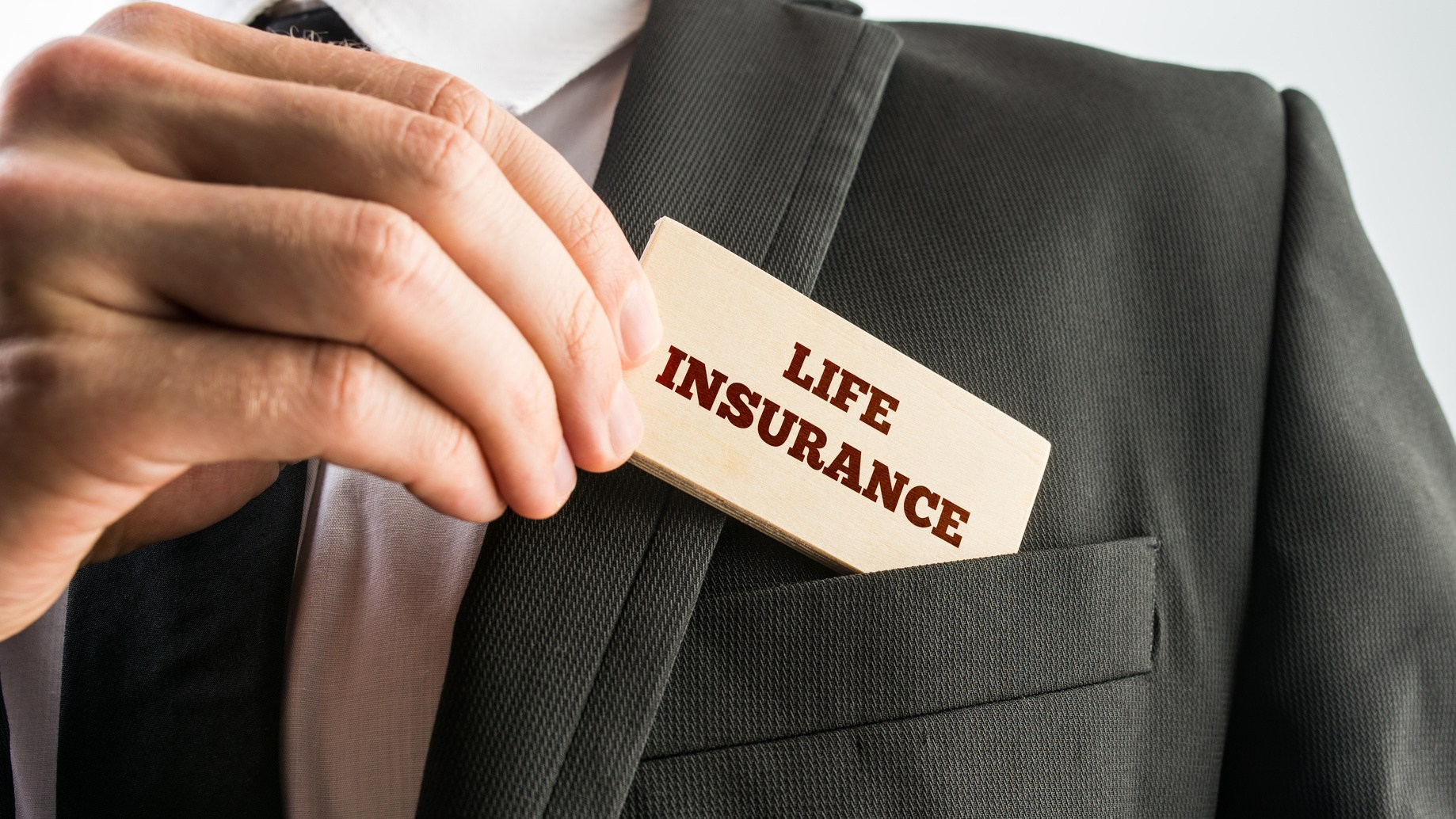 While employees might not like to talk about life insurance, they'll be glad you thought of it later on.