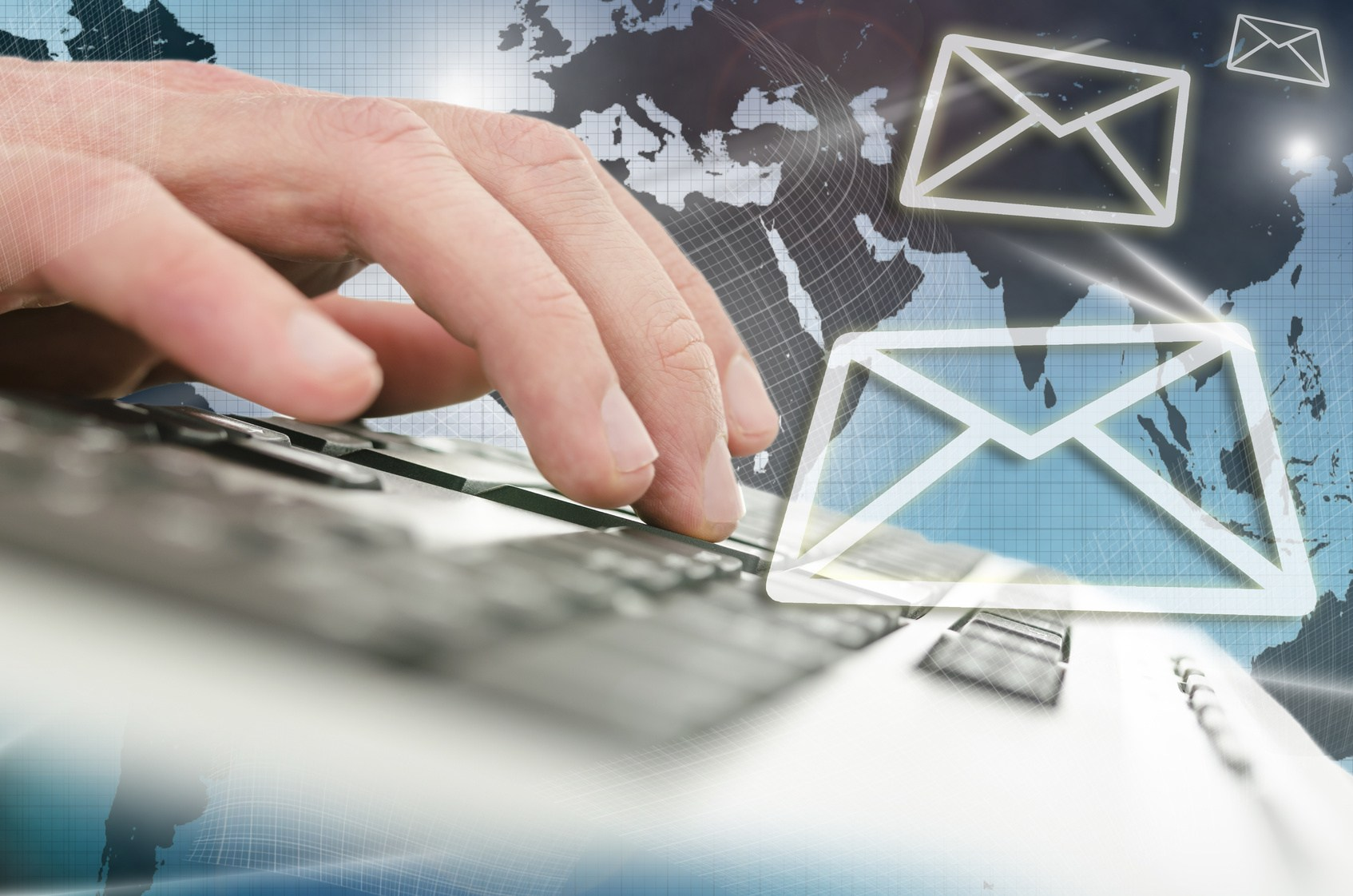 Emails are an efficient way to communicate, but not everyone regularly checks their emails, or pays attention to corporate notices.