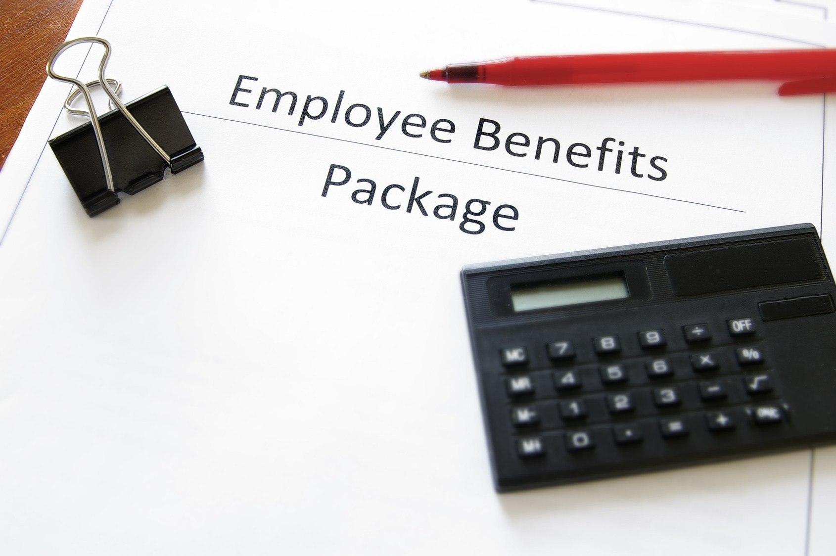 How competitive is your employee benefits package with your competitor's? An employee benefits advisor can help you find out.