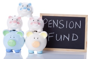 Employees can choose to use the company pension plan, or a personal retirement savings account, but not both for the same job.